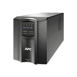 APC SMART UPS (SMT)- 1500VA- 230V- LCD- TOWER WITH SMART SLOT - 3YR WTY