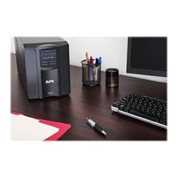 APC SMART UPS (SMT) SMT1500IC + CFWE-PLUS1YR-SU-02- W/ 4YR TOTAL WTY