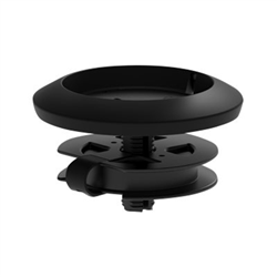 LOGITECH RALLY MIC POD MOUNT (CEILING AND TABLE) - GRAPHITE - 2 YEARS WTY