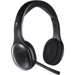 LOGITECH H800 WIRELESS STEREO HEADSET- BLUETOOTH- NOISE CANCELLING- 2YR WTY