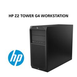 HP Z2 G4 TWR XEON E-2236 32GB- 512GB ZTURBO+1TB HDD- P1000 4GB- DVD- W10P 64- 3YR