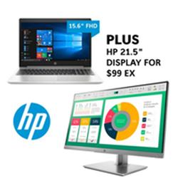 HP 450 G7 I5-10210U  PLUS HP ELITEDISPLAY E223 (1FH45AA)
