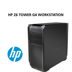 HP Z6 G4 TWR XEON 4208 16GB- 512GB ZTURBO+2TB HDD- P2200-5GB- DVD- W10P WS- 3YR