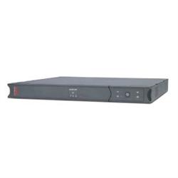 APC SMART UPS (SC)- 450VA- IEC(4)- SERIAL- 1U RACK/TOWER- 2YR WTY