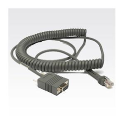 zebra cable data scanner rs232 2 8m cld netnest australia. Black Bedroom Furniture Sets. Home Design Ideas