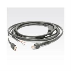 ZEBRA CABLE DATA SCANNER USB-EAS 2.8M STR