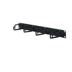 APC (AR8425A) 1U HORIZONTAL CABLE ORGANIZER BLACK