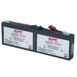 APC (RBC18) PREMIUM REPLACEMENTBATTERY CARTRIDGE- 1Y WARRANTY (ONBATTERY ONLY)