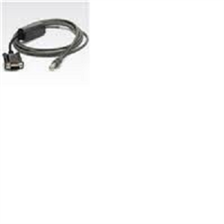 DATALOGIC CAB 8073710 RS232 MAG AUX 2X00