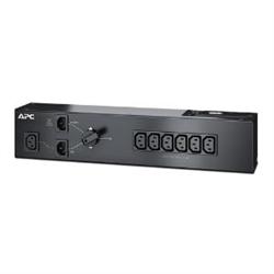 APC (SBP1500RMI) SERVICE BYPASS PDU- 230V 10AMP W/ (6) IEC C13