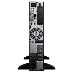 APC SMART UPS (SMX)- 1000VA- IEC(8)- EXT BATT(0/10)- SMART SLOT- LCD- 2U RACK/TWR- 3YR