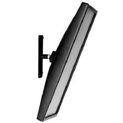 ATDEC LOW PROFILE SWIVEL MOUNT- MAX LOAD 25KG- VESA UP TO 100 X 100- 10 YR WTY