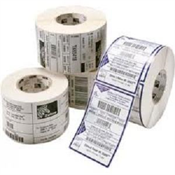 Z-PERFORM 2000T 4INX4IN COATED BRIGHT WHITE ACRYLIC ADHESIVE 1500 LABELS PER ROLL