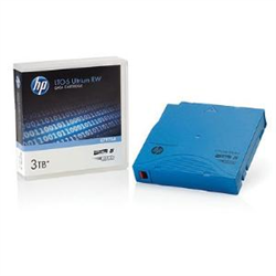 HPE LTO5 - 1.5/3.0TB 20PK DATA CARTRIDGES- WITH CUSTOMISED LABELS - EU INFO REQ