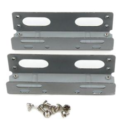 STARTECH.COM 3.5IN UNIVERSAL HARD DRIVE MOUNTING BRACKET ADAPTER FOR 5.25IN 2YR