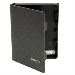 2.5IN ANTI-STATIC HARD DRIVE PROTECTOR CASE - BLACK (3PK) - 2.5 HDD PROTECTOR BLACK - 2.5 HDD PROTECTOR