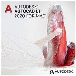 AUTODESK AUTOCAD LT FOR MAC MAINTENANCE PLAN 1 YEAR RENEWAL