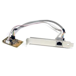 MINI PCI EXPRESS GIGABIT ETHERNET NETWORK ADAPTER NIC CARD