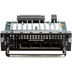 4-PORT 40G QSFP+ MODULE FOR DXS-3600-SERIES