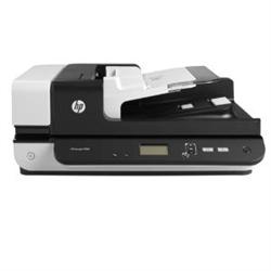 HP SCANJET FLOW 7500 FLATBED SCANNER- 24-BIT- 600DPI- SINGLE-PASS DUPLEX