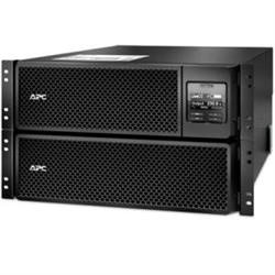 APC SMART-UPS (SRT)- 10K VA- IEC(10)- NETWORK- LCD- 6U RACK/TWR- 3YR