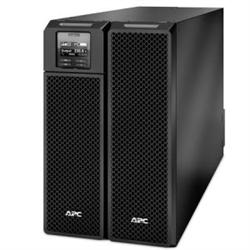 APC SMART-UPS (SRT)- 10K VA- IEC(10)- NETWORK- LCD- TWR- 3YR