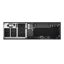 APC SMART-UPS (SRT)- 5000VA- IEC(10)- NETWORK- LCD- 2U RACK/TWR- 3YR