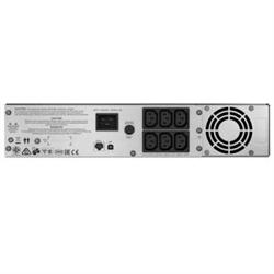 APC SMART UPS (SMC)- 2000VA- IEC(6)- USB- SERIAL- LCD- 2U RACK- 2YR WTY