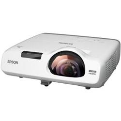 EPSON EB-525W 2800 LUMENS WXGA (1280X800) SHORT THROW 16:10 FORMAT 16 000:1 CONTRAST RATIO 3.7KG 3 YEAR LIMITED WARRANTY