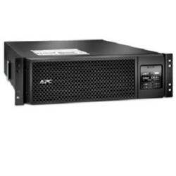 APC SMART-UPS (SRT)- 5000VA- IEC(10)- NETWORK- LCD- HARD WIRED- 2U RACK/TWR- 3YR