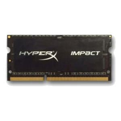 8GB DDR3L-2133MHZ CL11 SODIMM 1.35V HYPERX IMPACT BLACK
