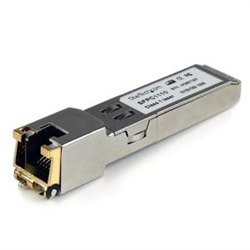 CISCO COMPATIBLE GIGABIT RJ45 COPPER SFP TRANSCEIVER MODULE - MINI-GBIC
