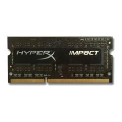 4GB DDR3L-1866MHZ CL11 SODIMM 1.35V HYPERX IMPACT BLACK