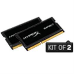 16GB DDR3L-1866MHZ CL11 SODIMM KIT OF 2 1.35V IMPACT BLACK