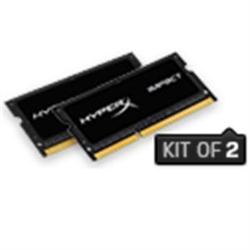 8GB DDR3L-1866MHZ CL11 SODIMM KIT OF 2 1.35V IMPACT BLACK