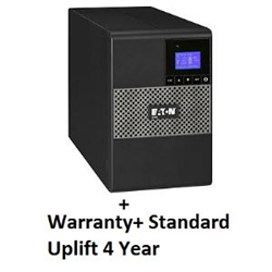 5P1150AU + UPS SERVICE (TOTAL 4 YEARS) BUNDLE INCLUDES: ADVANCE REPLACEMENT OF UPS EATON COVERS ALL LOGISTICS COSTS FOR REPLACEMENT UNITS 5X8 EATON CUSTOMER SERVICE CENTRE ACCESS