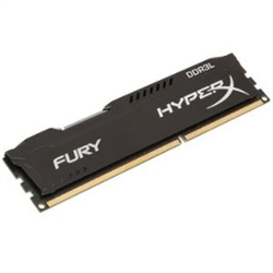 4GB 1866MHZ DDR3L CL11 DIMM 1.35V HYPERX FURY BLACK