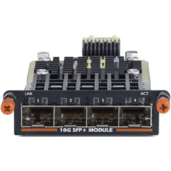SFP+ 10GBE MODULE 4 PORT HOT SWAP 4X SFP+ PORTS (OPTICS OR DIRECT ATTACH CABLES REQUIRED) KIT