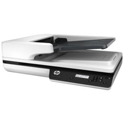 HP SCANJET PRO 3500 F1 FLATBED SCANNER- 25PPM AT 300 DPI- MAX 600 DPI- 1YR