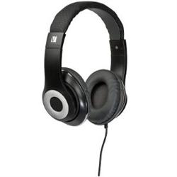 OVER-EAR CLASSIC AUDIO HEADPHONES - BLACK