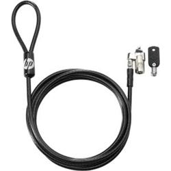 HP MASTER KEYED CABLE LOCK 10MM (MOQ 25)