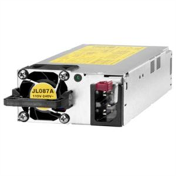 HPE X372 54VDC 1050W POWER SUPPLY FOR POE 3810M/2930M