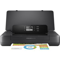 HP OFFICEJET 200 MOBILE PRINTER- A4- 10PPM BLK- 7PPM CLR- 1YR