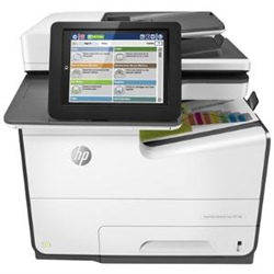 HP PAGEWIDE ENTERPRISE 586DN COLOUR MFP- 50PPM BLK- 50PPM CLR- DUPLEX- NETWORK