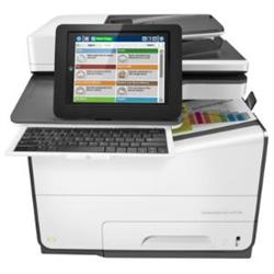 HP PAGEWIDE 586Z COLOUR MFP- 50PPM BLK- 50PPM CLR- DUPLEX- NETWORK- FAX