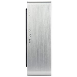 CHOPIN MINI-ITX SILVER CHASSIS 150W 80+ BRONZE PSU 2 X 2.5INCH SSD DRIVE BAY 2 X USB 3.0 HD AUDIO ANZ POWER CORD INCLUDED