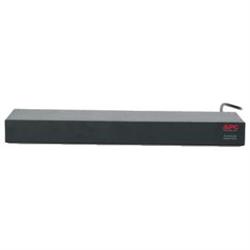 APC SWITCHED 1U RACK PDU 12A/208V- 10A/230V- (8)C13-  2YR