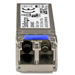 HP JD094B COMPATIBLE SFP+ - 10 GIGABIT FIBER 10GBASE-LR SFP+ TRANSCEIVER MODULE - SM LC - 10 KM (6.2 MI) - 1310NM - MINI-GBIC WITH DIGITAL DIAGNOSTICS MONITORING (DDM / DOM)