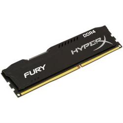 8GB DDR4-2666MHZ CL16 DIMM 1RX8 HYPERX FURY BLACK