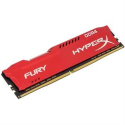 16GB 2666MHZ DDR4 CL16 DIMM HYPERX FURY RED